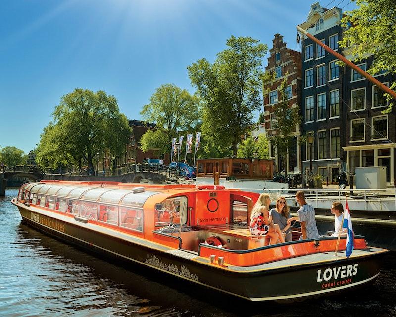 Amsterdam Canal Cruise Price
