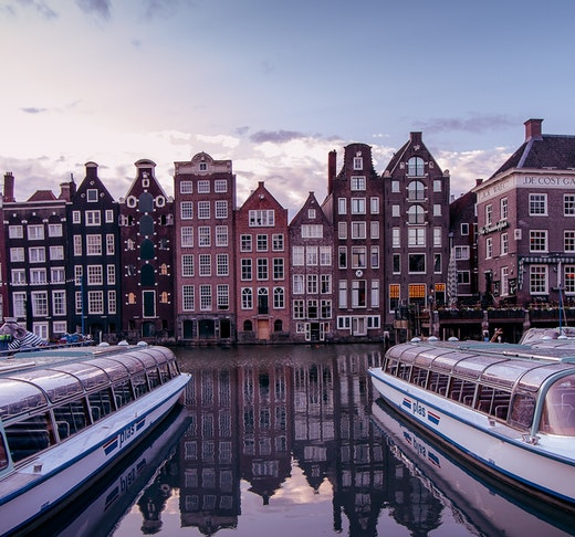 Amsterdam Canal Cruise Ticket