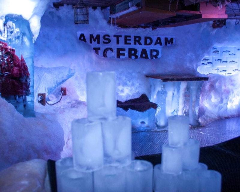 Amsterdam Icebar Tickets Price
