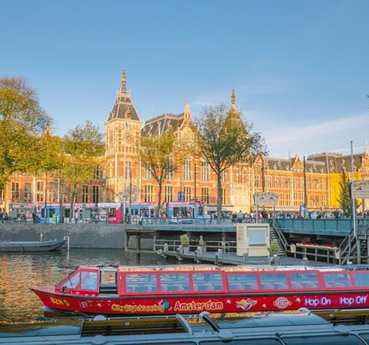 Hop on Hop off with Bus & Boat Tour Discount
