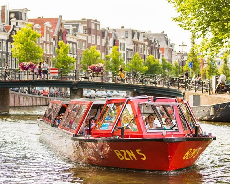 Hop on Hop off with Bus & Boat Tour Location