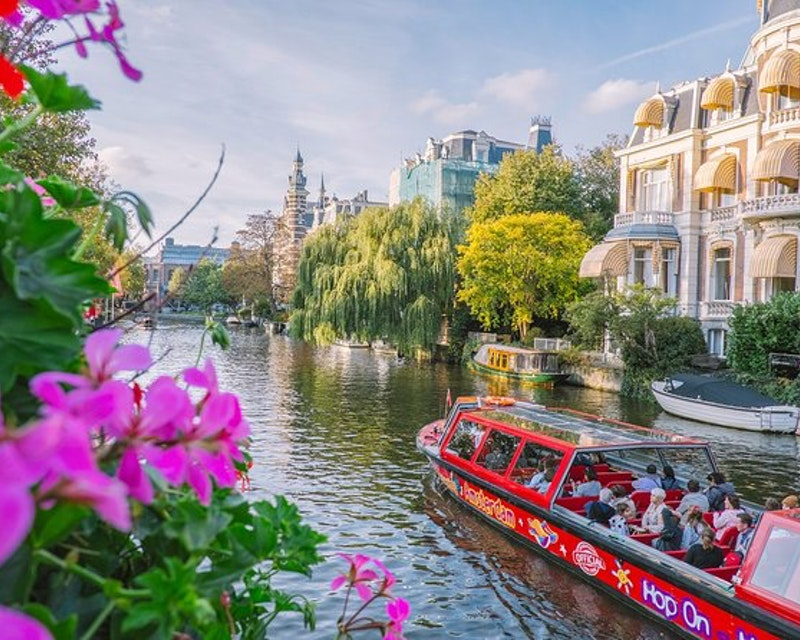 Hop on Hop off with Bus & Boat Tour Price