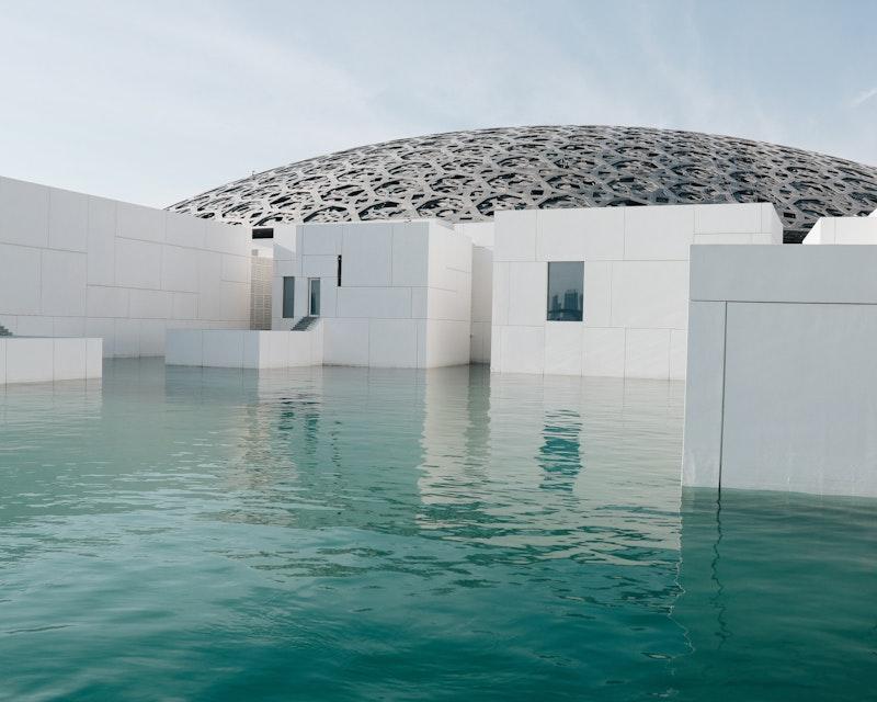 Abu Dhabi city tour Louvre Museum
