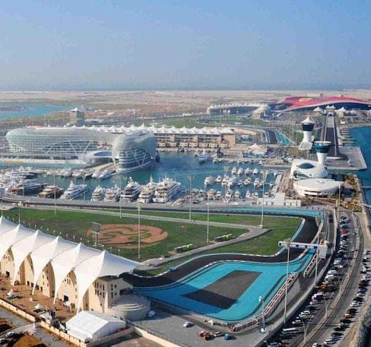 Half Day Abu Dhabi City Tour Ticket