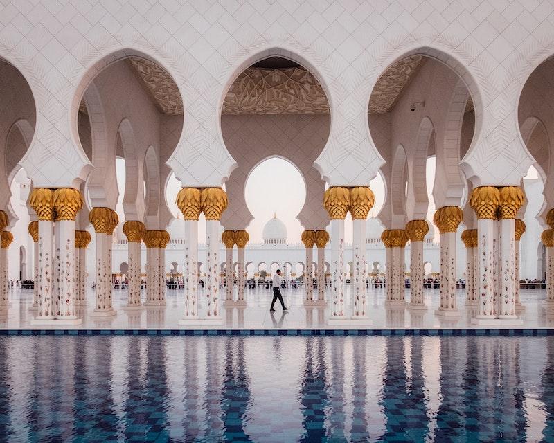 Half Day Abu Dhabi City Tour Location