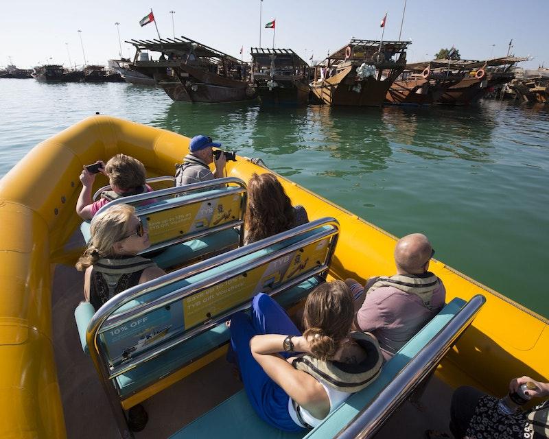 Yellow Boat Tour Abu Dhabi Price