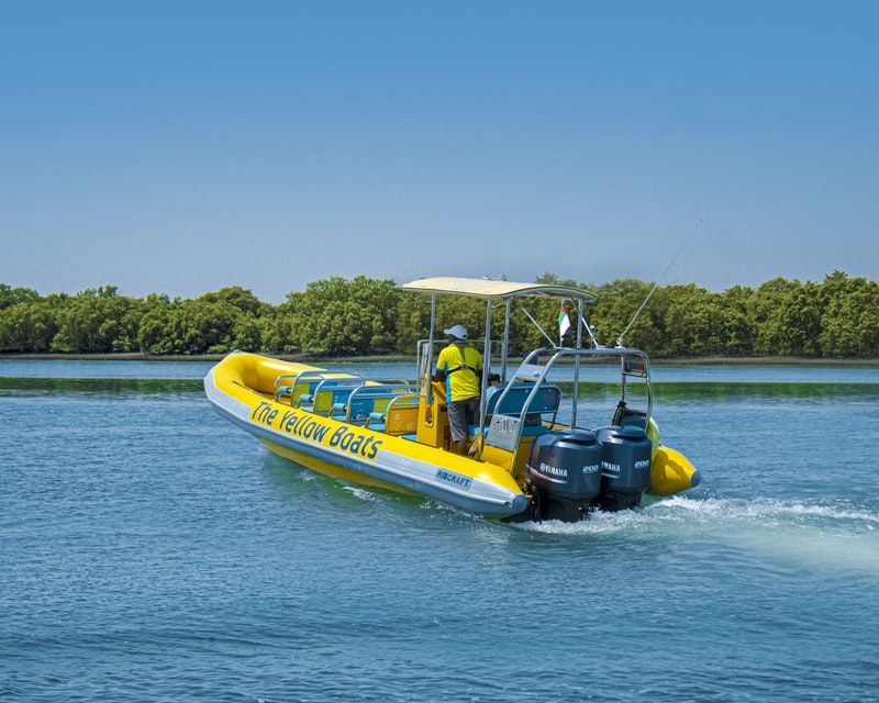 Yellow Boat Tour Abu Dhabi Category