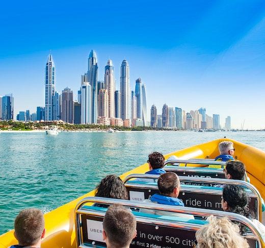 Yellow Boat Tour Abu Dhabi Ticket