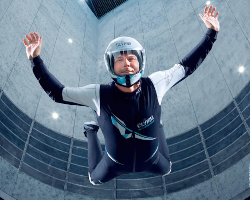 Clymb Abu Dhabi Indoor SkyDiving Ticket