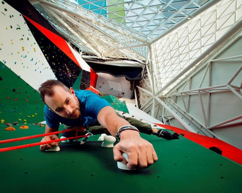 Clymb Abu Dhabi Indoor Climbing Ticket
