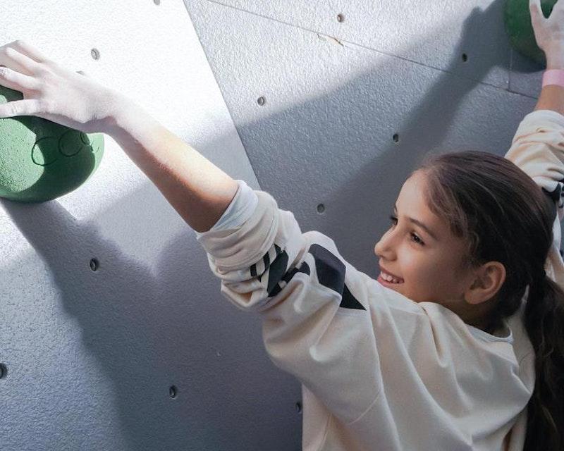 Clymb Abu Dhabi Indoor Climbing