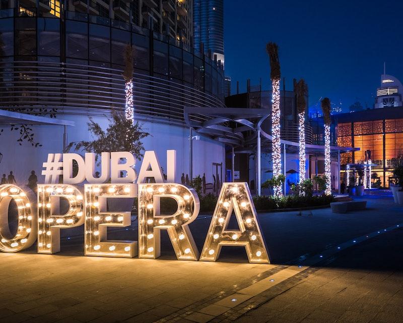 Dubai Opera Architecture Tour Price
