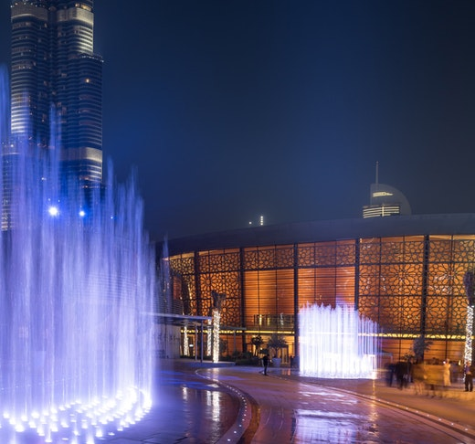 Dubai Opera Architecture Tour Discount