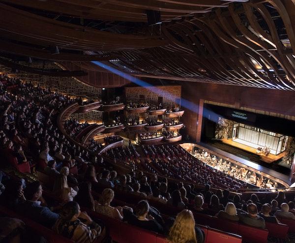 Dubai Opera Architecture Tour Ticket