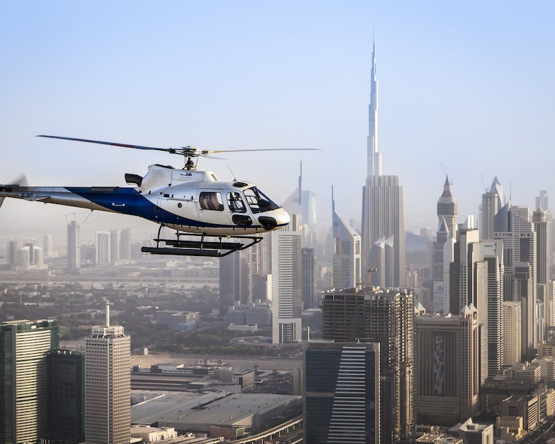 ODYSSEY Helicopter Tour - 40 Minutes Discount