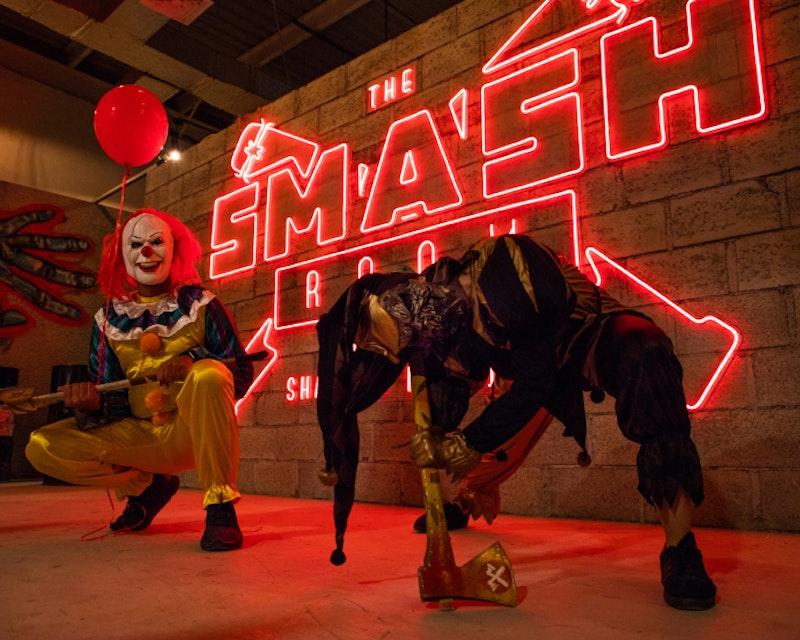 The Smash Room Dubai Price