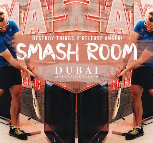 The Smash Room Dubai
