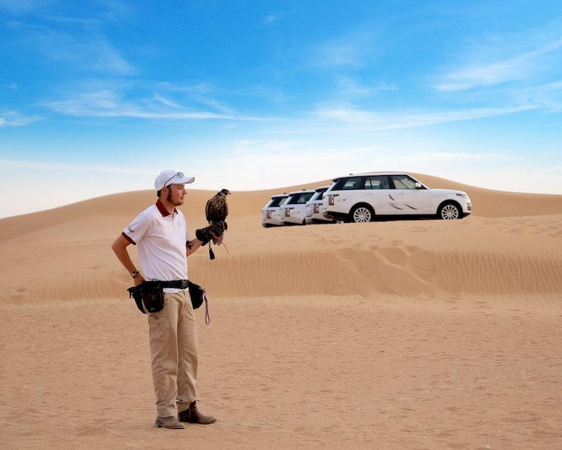 Platinum Desert Safari Ticket