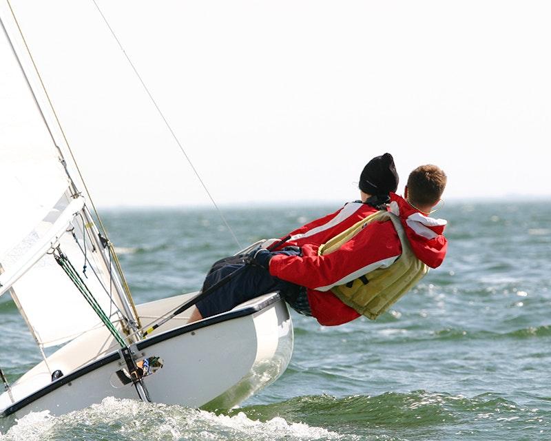 Sail Boat Ticket