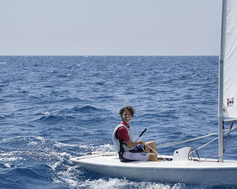 Sail Boat Location