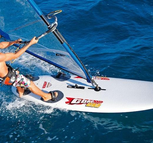 Windsurfing Ticket