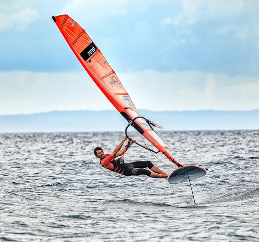 Windsurfing Location