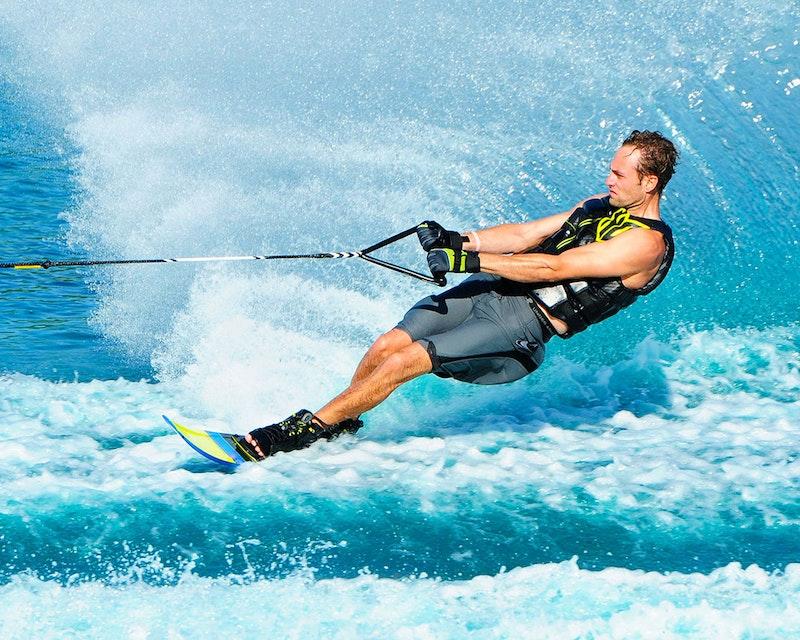 Water Skiing Ticket