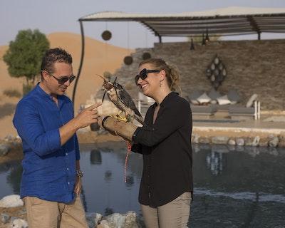 Platinum Falconry and Wildlife Safari Ticket