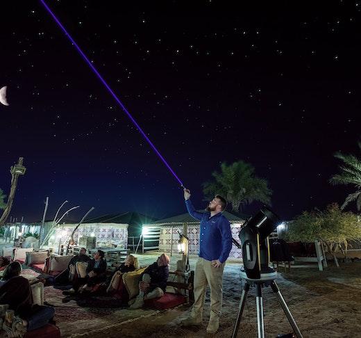 Platinum Heritage - Private Night Safari & Astronomy Price