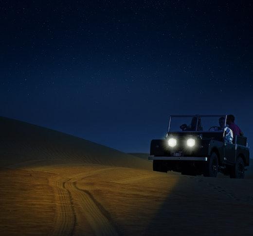 Platinum Heritage - Private Night Safari & Astronomy Discount