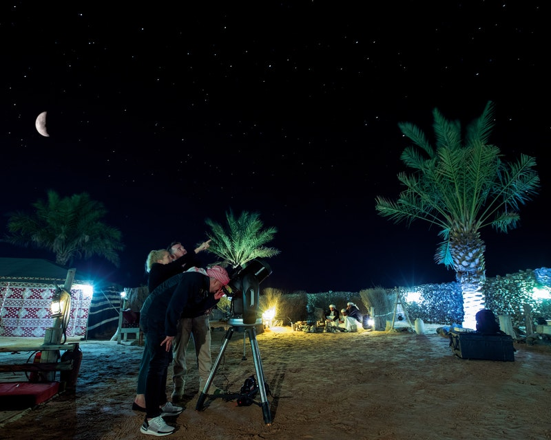 Platinum Heritage - Private Night Safari & Astronomy