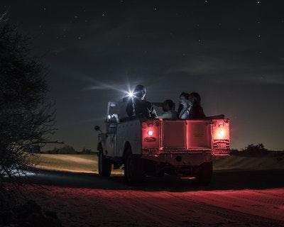 Platinum Heritage - Private Night Safari & Astronomy Ticket
