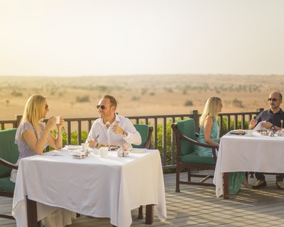 Conservation Drive with Breakfast at Al Maha Price