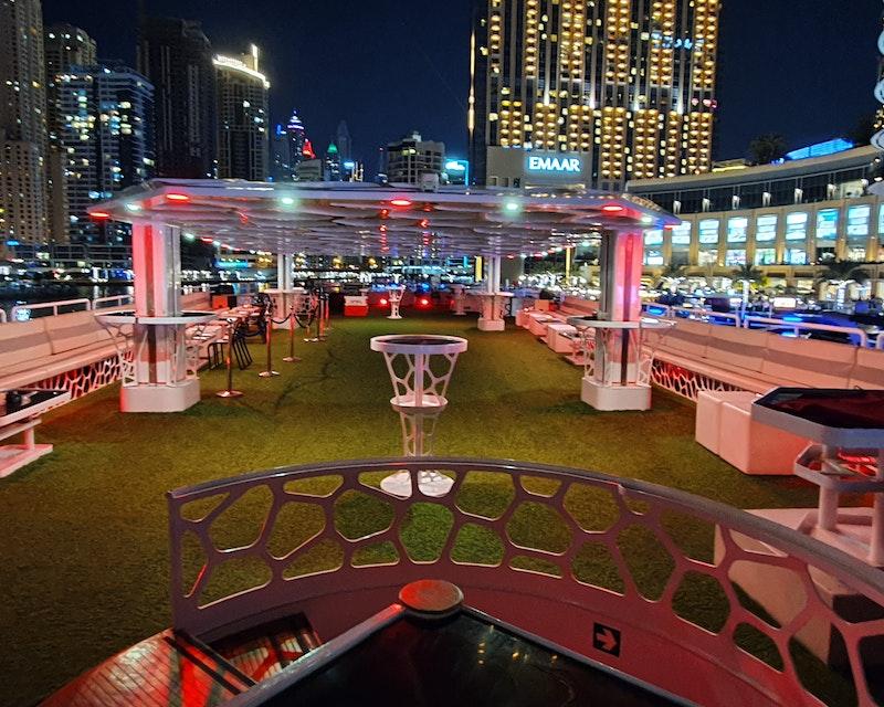 Mega Yacht Dinner Cruise Price