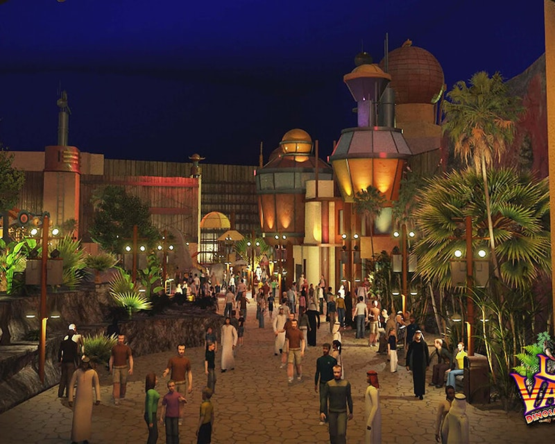 IMG Worlds of Adventure Fast track Ticket Location