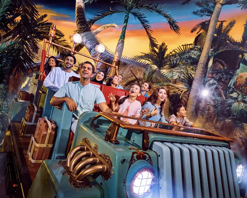 IMG Worlds of Adventure Fast track Ticket Discount