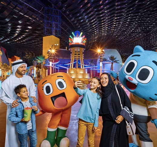IMG Worlds of Adventure Fast track Ticket Price