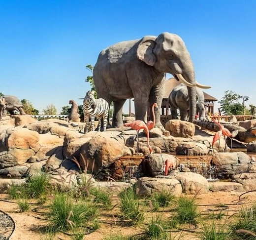 Dubai Safari Park Discount