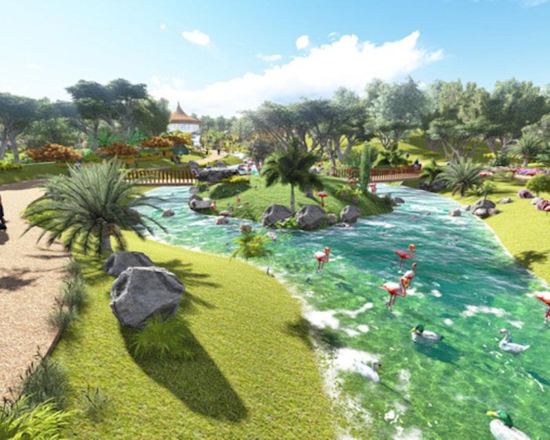 Dubai Safari Park Location