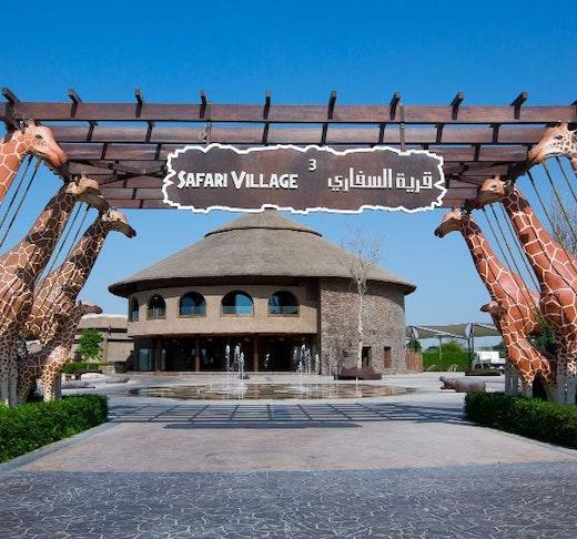 Dubai Safari Park Price