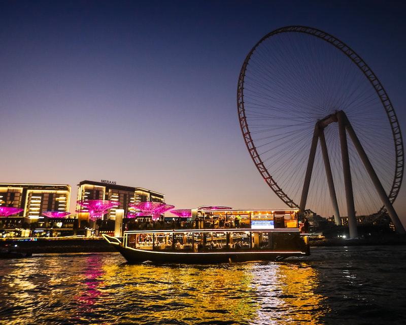 Alexandra Dhow Cruise Dinner Dubai Marina Price