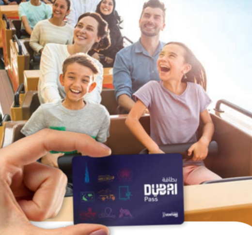 iVenture Dubai Select Attractions Pass