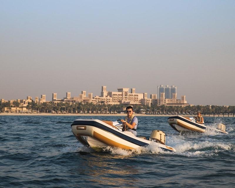 HERO OdySea Sunset Boat Tour Location