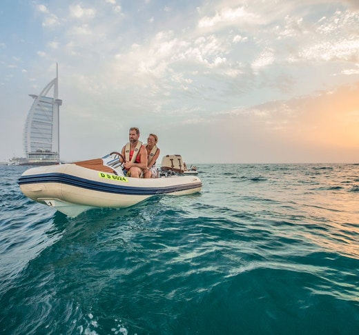 HERO OdySea Sunset Boat Tour Ticket