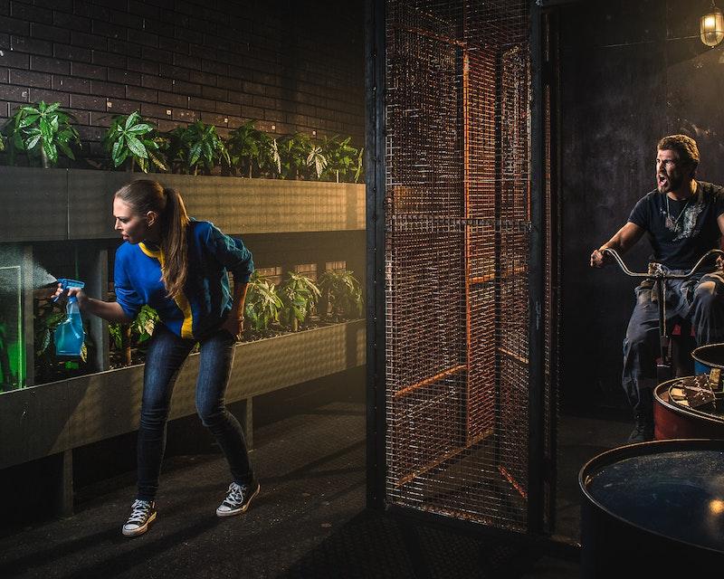 Vault Escape Room Dubai Tripx Tours