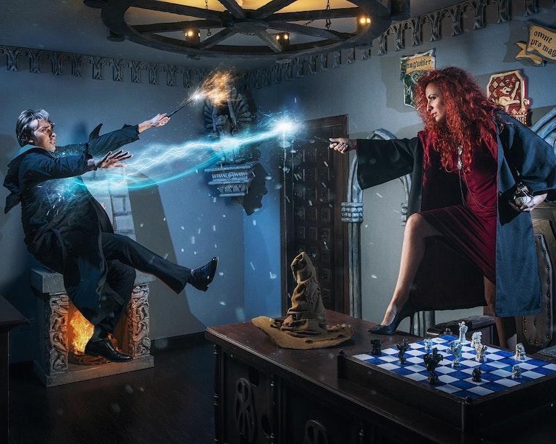 Battle of Wizard Escape Room Dubai Ticket