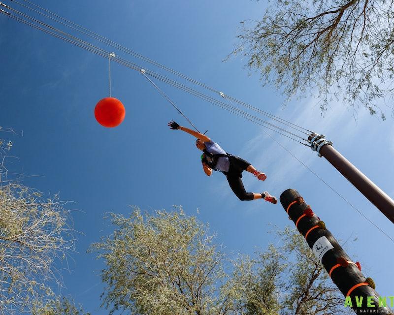Aventura Parks Leap of Faith 30 minutes Experience