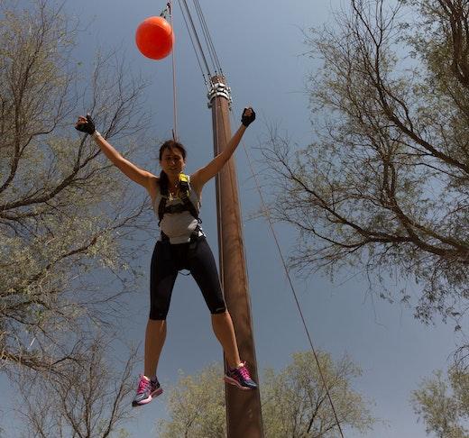 Aventura Parks Leap of Faith 30 minutes Experience Ticket