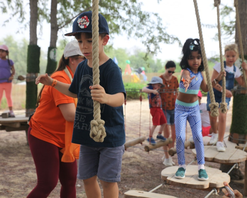 Aventura Parks Kids Circuit 2 Hours Experience Discount
