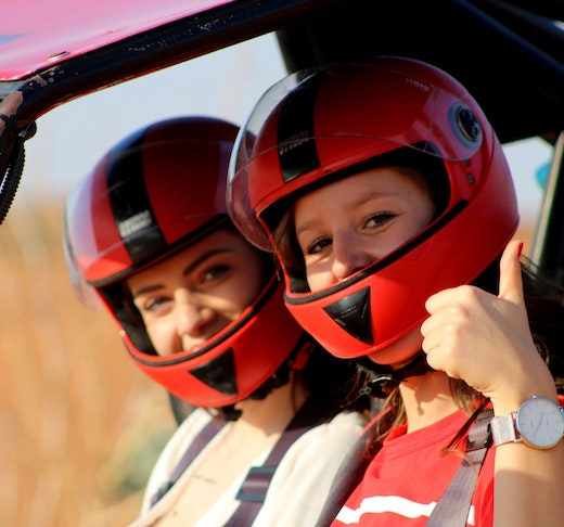 1 Seater Self-Drive Dune Buggy Safari with BBQ Dinner Price